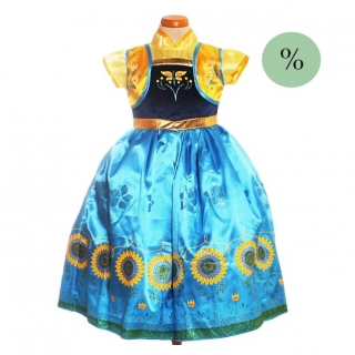 Disney Frozen Fever Anna De Luxe (Disney)