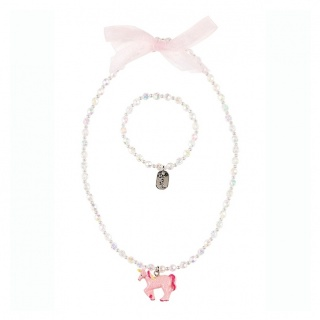 Eenhoorn ketting + armband Angel (Souza for Kids)