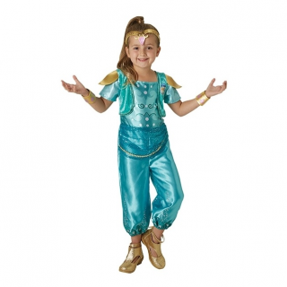 Shimmer & Shine kostuum - Shine blauw (Nick Jr.)
