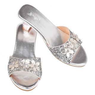 Slippers Mariona zilver (Souza for Kids)