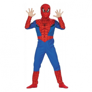 Spiderman pak kind (Prinsessenjurk.nl)