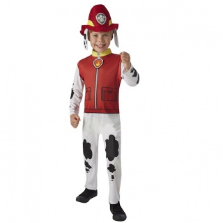 Kinderkostuum Paw Patrol Marshall (Nick Jr.)