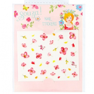 Nagelstickers bloemen (Souza for Kids)