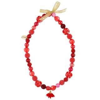 Ketting Mirianne rood (Souza for Kids)