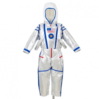 Luxe Astronauten pak kind (Souza for Kids)