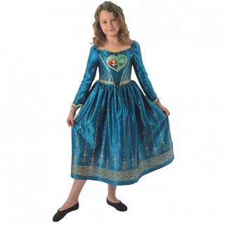 Merida jurk Loveheart (Disney)