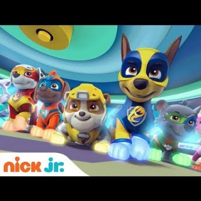 PAW Patrol: Mega Pups 🐾 | Sneak Peek | Nick Jr. Nederlands