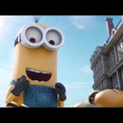 The Big Minion Kevin - Minions (2015) Hd scenes