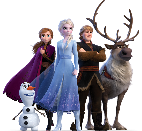 Frozen collectie
